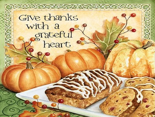Thanksgiving Messages for Friends