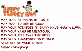 funny thanksgiving one liners