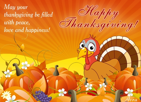 thanksgiving cards sayings