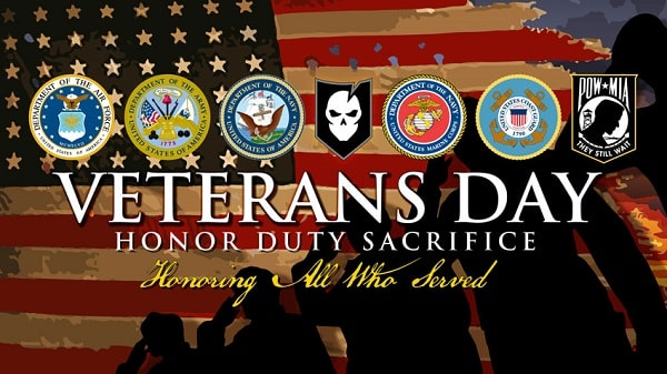 Veterans Day Wallpaper