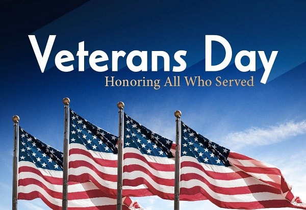 Happy Veterans Day 2017 Images