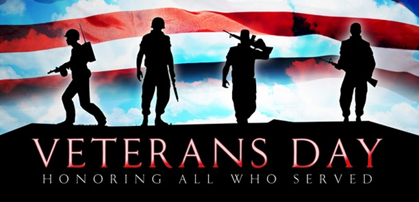 Veterans Day Sayings