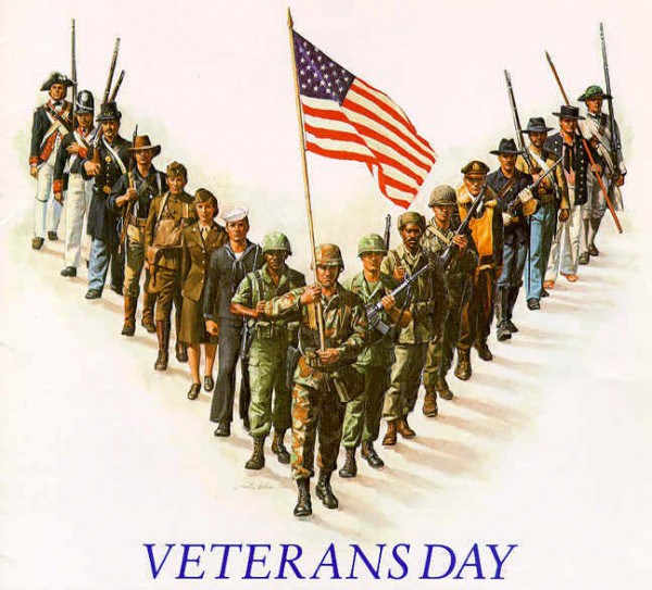 Veterans Day 2020 Images