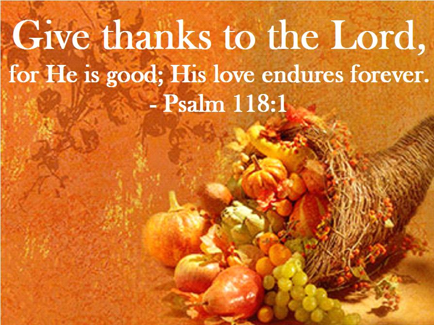 Happy Thanksgiving Blessings Pictures