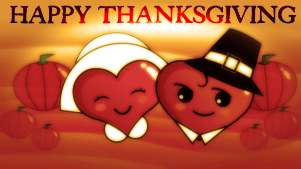 Happy Thanksgiving Love Images