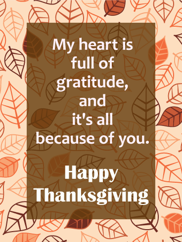 Happy Thanksgiving Day Gratitude Images