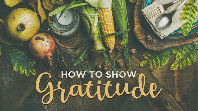 Happy Thanksgiving Gratitude Images