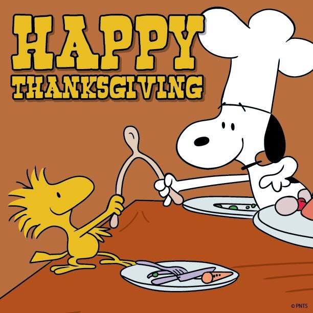 Snoopy Happy Thanksgiving Images