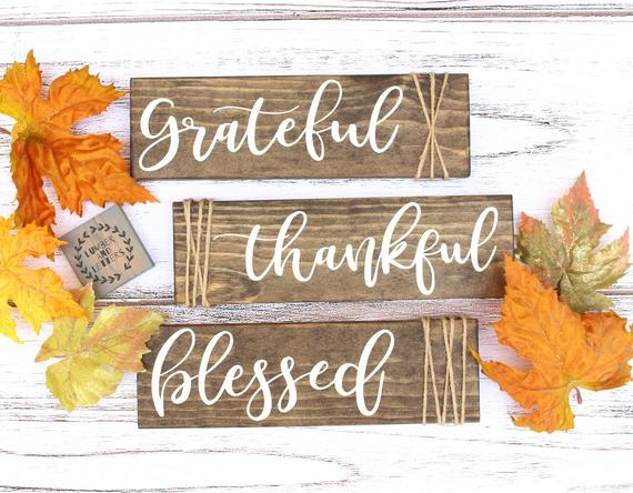 Thankful Thanksgiving Wallpaper
