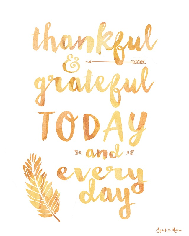 Thanksgiving Day Gratitude Images